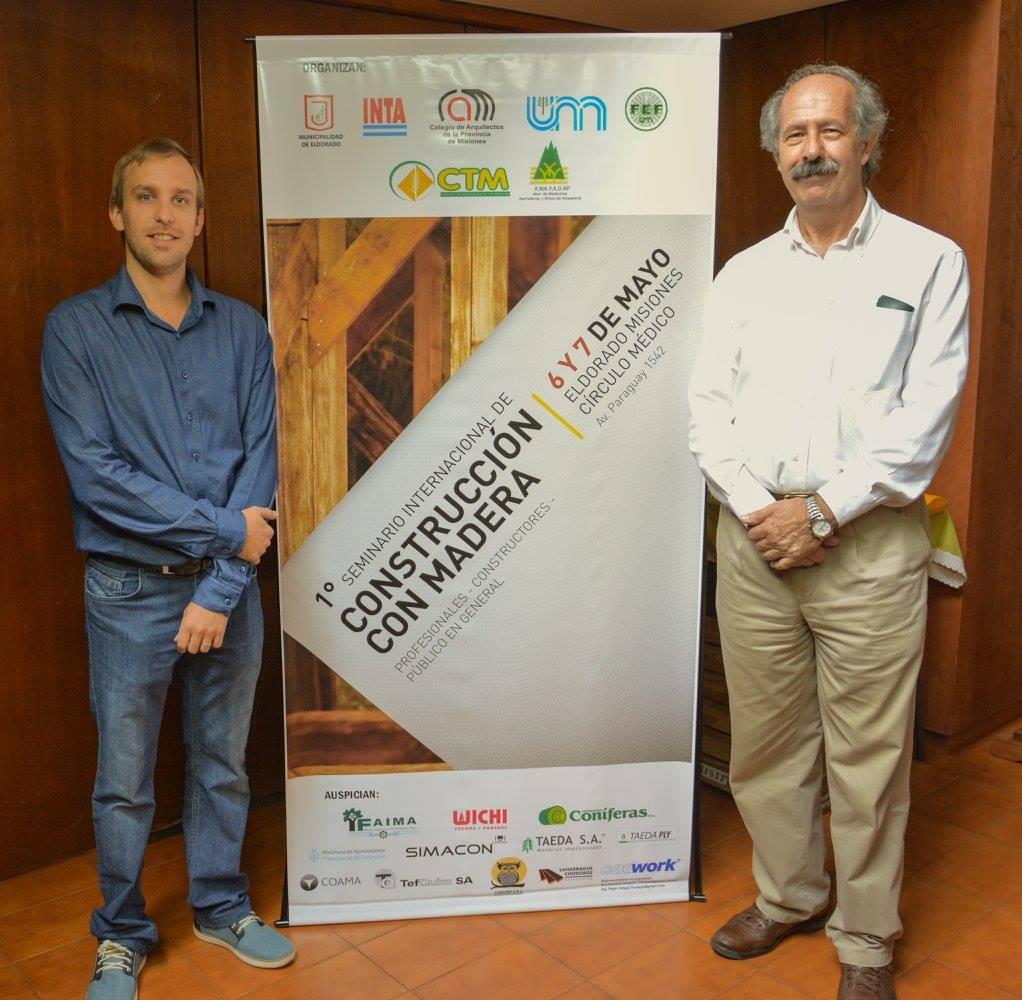 1e Seminario Construccion con Madera