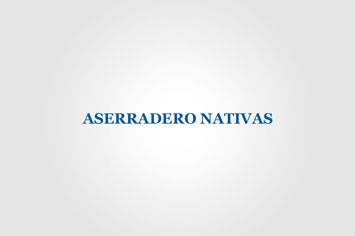Aserradero Nativas