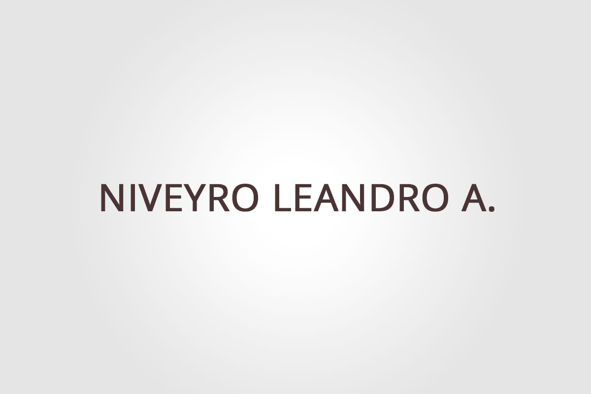 NIVEYRO LEANDRO